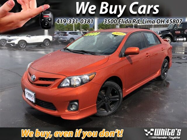 2013 Toyota Corolla S Special Edition Lima OH