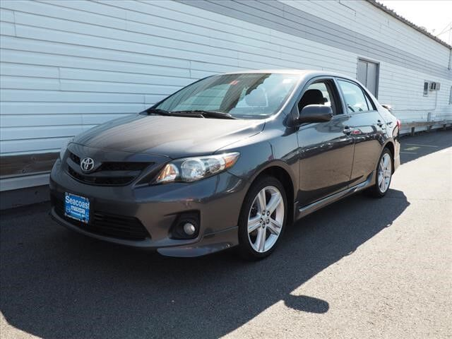 2013 Toyota Corolla S Portsmouth NH