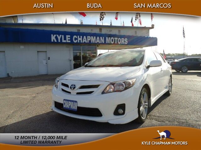 2013 Toyota Corolla SUNROOF-CD-AUX