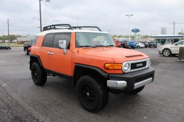 2013 Toyota FJ Cruiser 4WD 4dr Auto Fort Scott KS