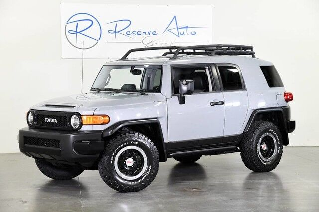 2013 Toyota FJ Cruiser 4WD TRD Team Trails Edition NEW Tires NEW Brakes The Colony TX