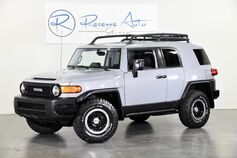 2013 Toyota FJ Cruiser 4WD TRD Team Trails Edition NEW Tires NEW Brakes