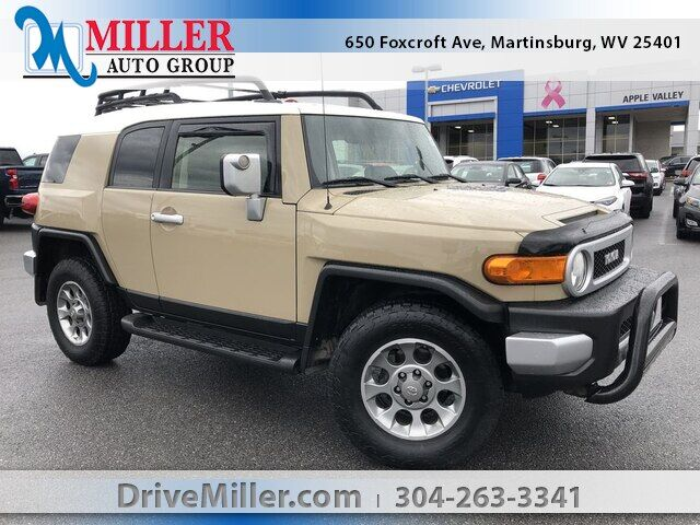 2013 Toyota FJ Cruiser Base Martinsburg WV