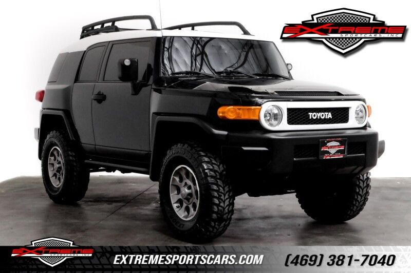 2013 Toyota FJ Cruiser LIFTED Addison TX