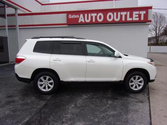 2013_Toyota_Highlander__ Richmond KY