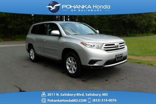 2013_Toyota_Highlander_** THREE ROW SEATING ** GUARANTEED FINANCING **_ Salisbury MD