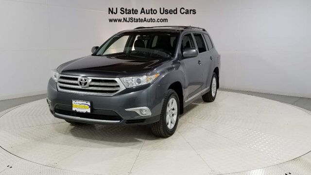 2013 Toyota Highlander 4WD 4dr V6 SE Jersey City NJ