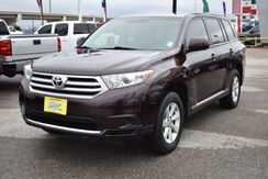 2013_Toyota_Highlander_Base 2WD V6_ Houston TX