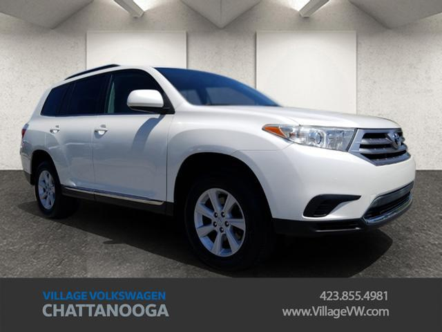 2013 Toyota Highlander Base Chattanooga TN