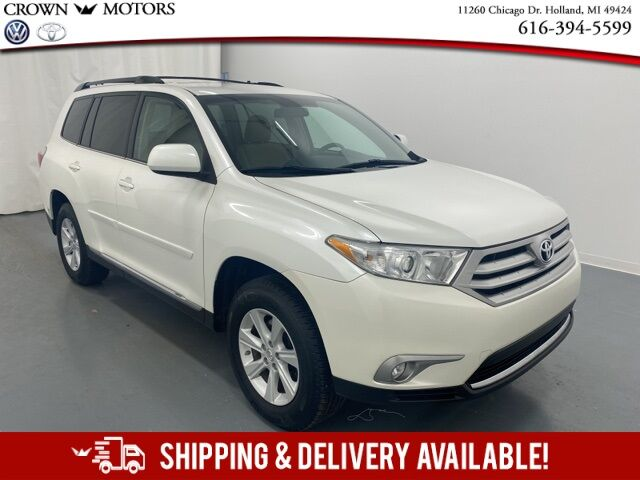 2013 Toyota Highlander Base Plus V6 Holland MI