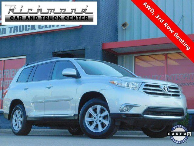 2013 Toyota Highlander Base Plus V6 Richmond KY