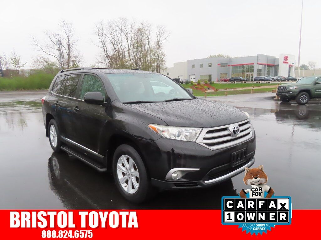 2013 Toyota Highlander Base Plus V6 Swansea MA