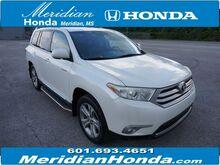 2013_Toyota_Highlander_FWD 4dr V6 Limited (Natl)_ Meridian MS