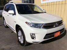 2013_Toyota_Highlander Hybrid_Limited 4WD_ Spokane WA