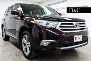 2013_Toyota_Highlander_Limited_ Portland OR
