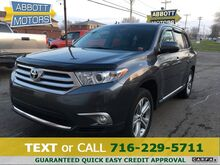 2013_Toyota_Highlander_Limited 4WD_ Buffalo NY