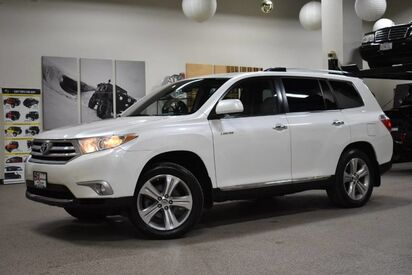 2013_Toyota_Highlander_Limited 4WD_ Boston MA
