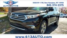 2013_Toyota_Highlander_Limited 4WD_ Ulster County NY