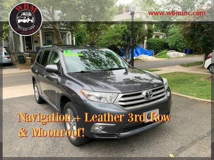 2013_Toyota_Highlander_Limited_ Arlington VA