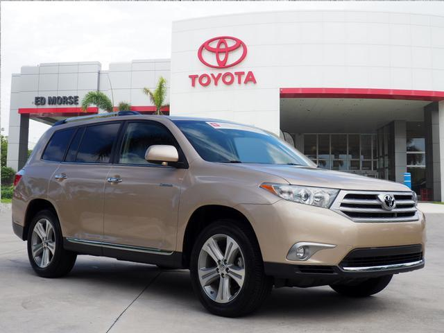 2013 Toyota Highlander Limited Delray Beach FL