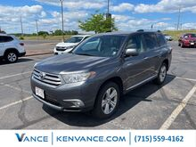 2013_Toyota_Highlander_Limited_ Eau Claire WI