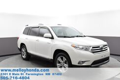 2013_Toyota_Highlander_Limited_ Farmington NM