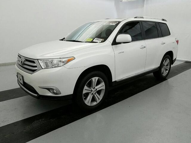 2013 Toyota Highlander Limited Georgetown KY