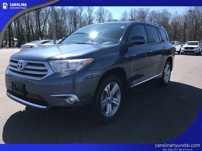 2013 Toyota Highlander Limited High Point NC