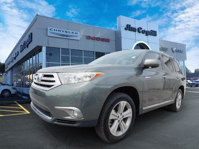 2013 Toyota Highlander Limited Knoxville TN