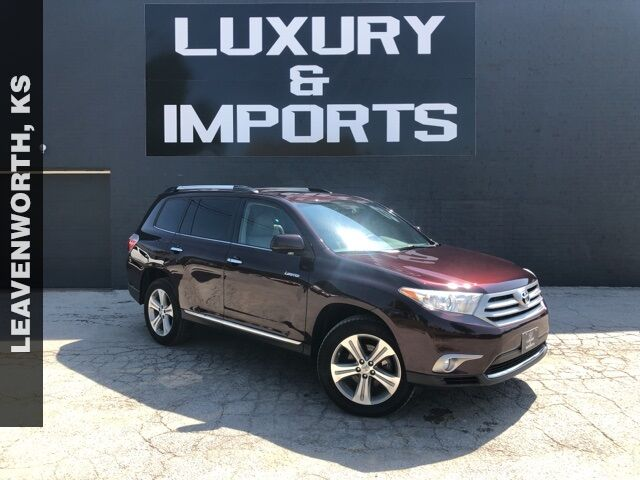 2013 Toyota Highlander Limited Leavenworth KS