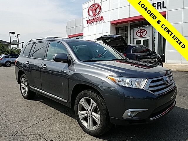 2013 Toyota Highlander Limited Cranberry Twp PA