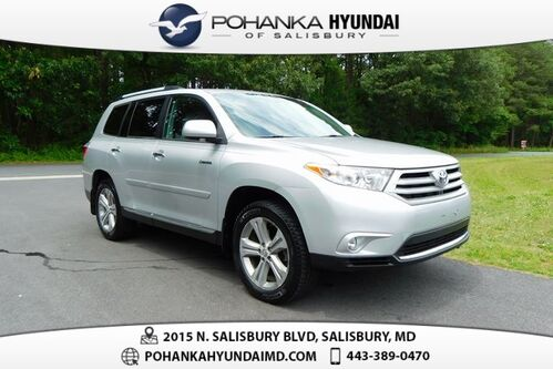 2013_Toyota_Highlander_Limited **PERFECT MATCH**_ Salisbury MD