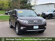 2013 Toyota Highlander Limited South Burlington VT