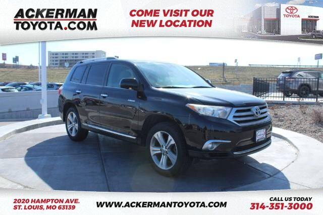 2013 Toyota Highlander Limited St. Louis MO