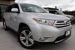 2013_Toyota_Highlander_Limited TEXAS BORN 1 OWNER_ Houston TX