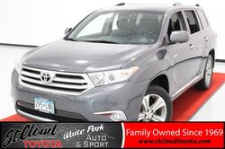 2013_Toyota_Highlander_Limited_ St. Cloud MN