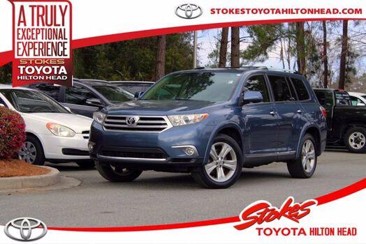 2013_Toyota_Highlander_Limited_ Aiken SC