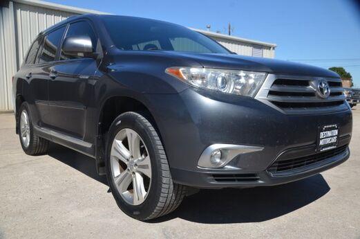 2013 Toyota Highlander Limited Wylie TX