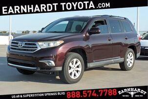 2013_Toyota_Highlander_Plus *1-OWNER*_ Phoenix AZ