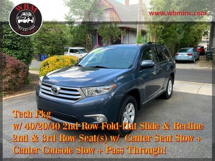 2013_Toyota_Highlander_Plus_ Arlington VA