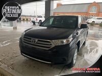Toyota Highlander Plus 2013