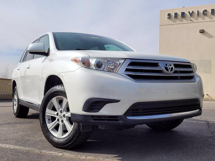 2013 Toyota Highlander Plus El Paso TX