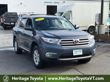 2013 Toyota Highlander Plus South Burlington VT