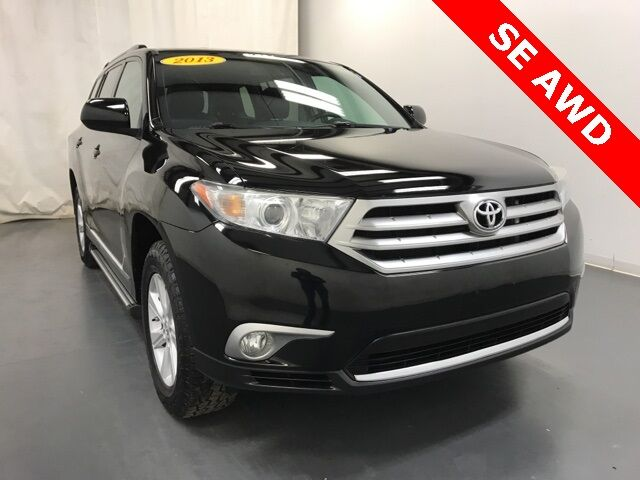 2013 Toyota Highlander SE AWD Holland MI