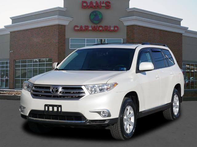 2013 Toyota Highlander SE Bridgeport WV