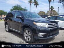 2013_Toyota_Highlander_SE_ Miami FL