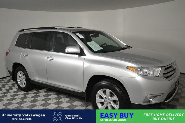 2013 Toyota Highlander SE Seattle WA