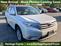2013 Toyota Highlander SE South Burlington VT