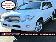 2013_Toyota_Land Cruiser_4WD_ Fredricksburg VA