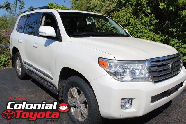 2013 Toyota Land Cruiser Base Milford CT